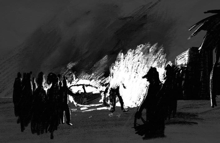 Призраки Мирамара (PUBG Lore)